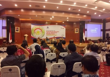 Dialog Nasional MSDM oleh Indonesia Human Resources Institute